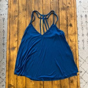 Express One Eleven Strappy Back Tank size XS